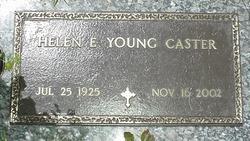 Helen Elizabeth <i>Young</i> Caster