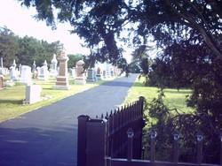 Scottish Cemetery