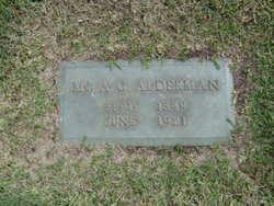 A C Alderman