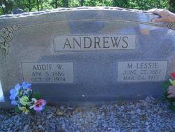Addie Warren Andrews