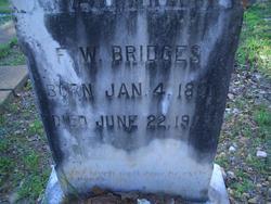 F. W. Bridges