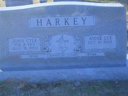 John Cyle Harkey