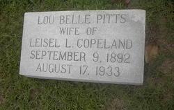 Lou Belle <i>Pitts</i> Copeland