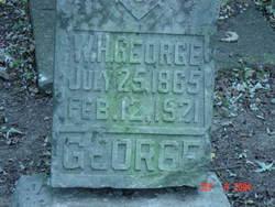 W. H. George
