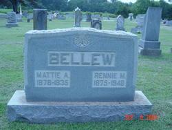 Mattie A. Bellew