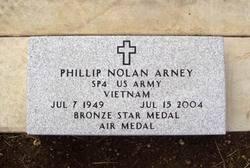 Phillip Nolan Arney