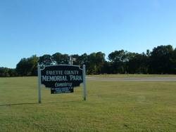 Fayette County Memorial Park