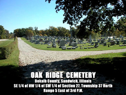 Oak Ridge Cemetery