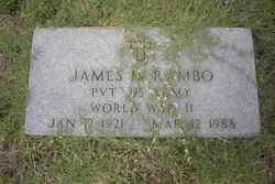 James M Rambo
