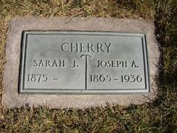 Sarah Jane Jennie <i>Rideout</i> Cherry