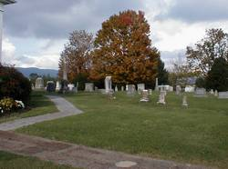 Fincastle United Methodist Church Cemetery