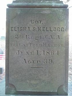 Elisha Strong Kellogg
