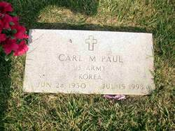 Carl Milo Paul
