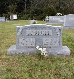 Maggie Elizabeth <i>Monday</i> Carroll
