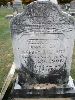 Clarissa A. Ballard