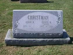 Eunice M <i>Hannahs</i> Christman