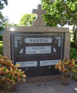 Frank Gabriel Nanoia