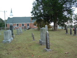 New Salem Cumberland Presbyterian Church Cemetery