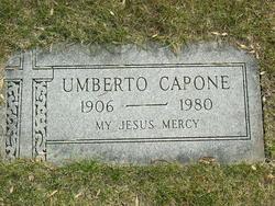 Albert Umberto Capone