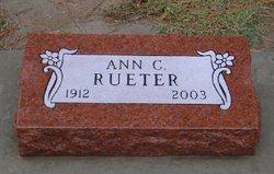 Ann C. <i>Holbein</i> Rueter