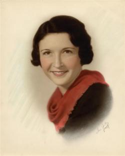 Mary Elizabeth <i>Ducourt</i> Hicks