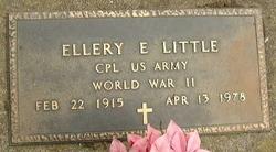 Ellery E. Little
