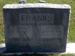 Jessie Rufus Rufus Franks