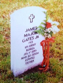 Sgt James Major Bradey Gates, Jr