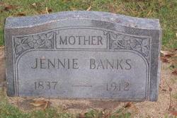 Jane <i>Banks</i> Banks