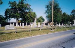 Salem Baptist Cemetery