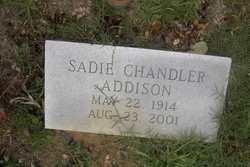 Sadie <i>Chandler</i> Addison