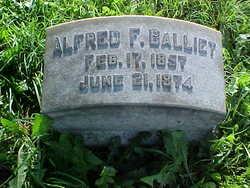 Alfred F Balliet
