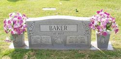 Mollie <i>Lewis</i> Baker