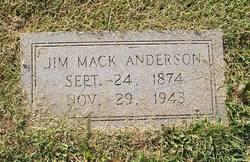Jim Mack Anderson