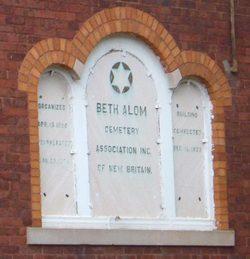 Beth Alom Cemetery