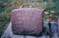 Alfred Charles Kinsey