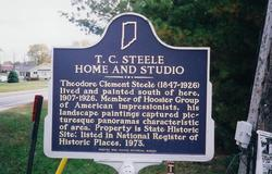 Theodore Clement Steele