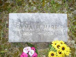 Alice Eulemma Lemma <i>Hice</i> Harris
