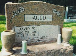 David Walton Auld