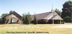Pine Grove Church Of God Cemetery