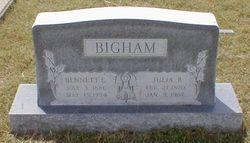 Julia Beatrice <i>Kennon</i> Bigham