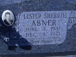 Lester Sherril Abner
