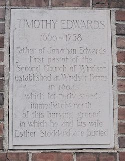 Rev Timothy Edwards