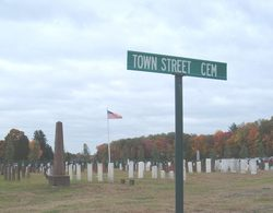 Town Street Cemetery