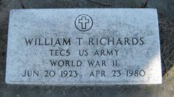 William T. Junior Richards