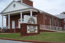 Beech Springs Pentecostal Holiness Church Cemetery