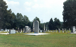 Lebanon United Methodist Church Cemetery