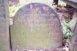 Capt Benjamin Ogden