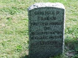 Carlisle D. Graham