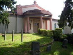 Tacoma Mausoleum